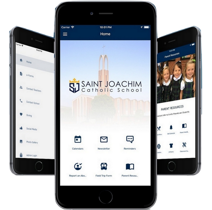 Saint Joachim App is Here!