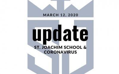 Coronavirus Update: A Letter from Mrs. Gilbert