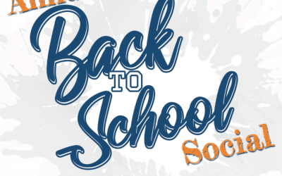 ANNUAL BACK TO SCHOOL SOCIAL